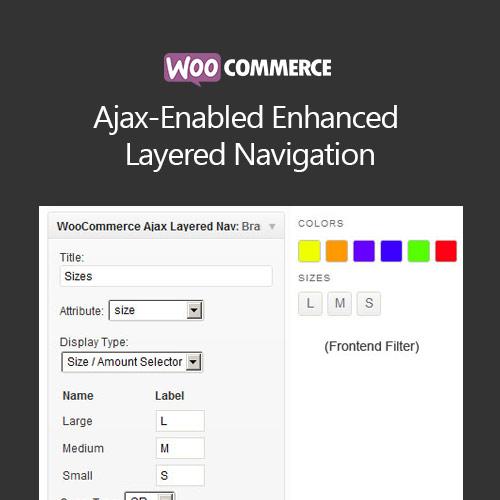 Ajax Enabled Enhanced Layered Navigation