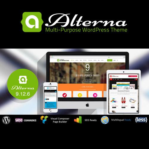 Alterna Ultra Multi Purpose WordPress Theme