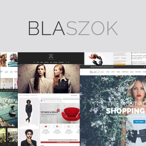 Blaszok eCommerce Theme