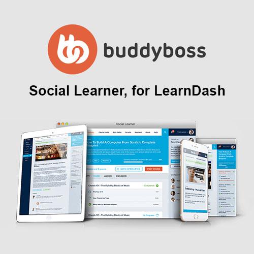 Boss for LearnDash Social Learner for LearnDash