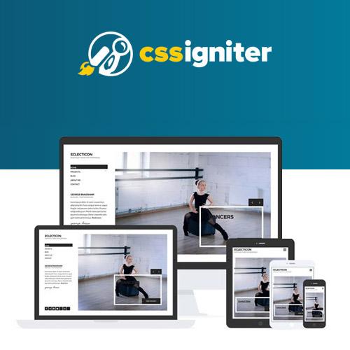 CSS Igniter Eclecticon WordPress Theme