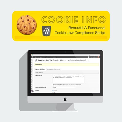 Cookie Info WP