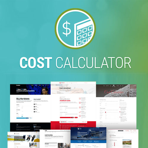 Cost Calculator by BoldThemes