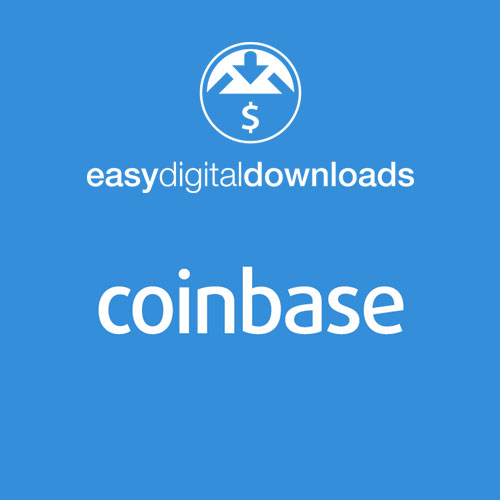 Easy Digital Downloads Coinbase Payment Gateway