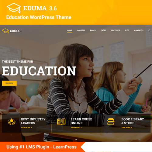 Education WordPress Theme Education WP