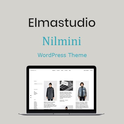ElmaStudio Nilmini WordPress Theme