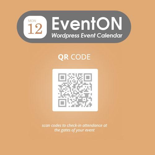 EventOn QR Code