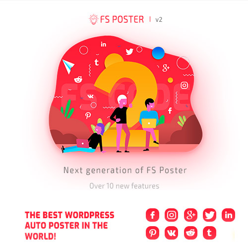 FS Poster WordPress auto poster scheduler