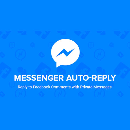 Facebook Messenger Auto Reply