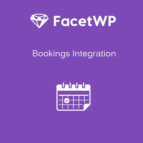 FacetWP Bookings Integration