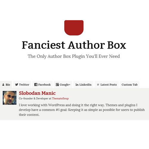 Fanciest Author
