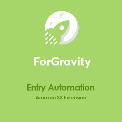 ForGravity Entry Automation Amazon S3