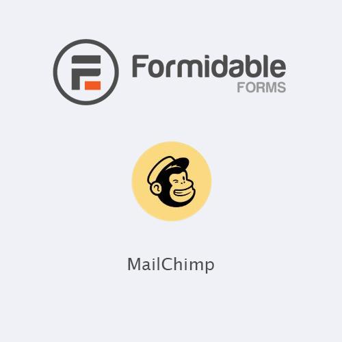 Formidable Forms MailChimp