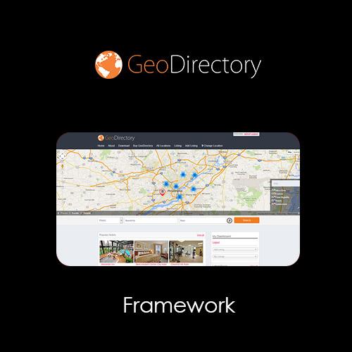 GeoDirectory Framework