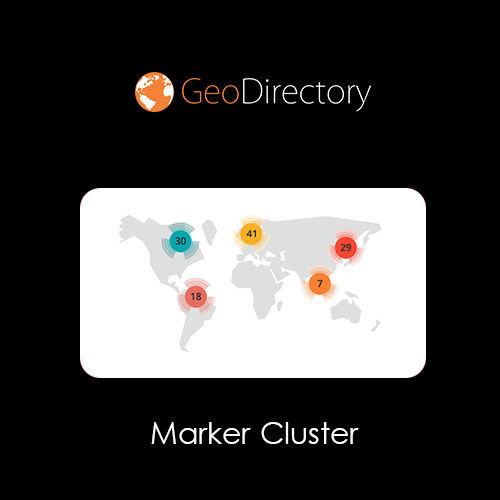 GeoDirectory Marker Cluster