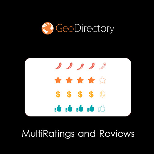 GeoDirectory MultiRatings and Reviews