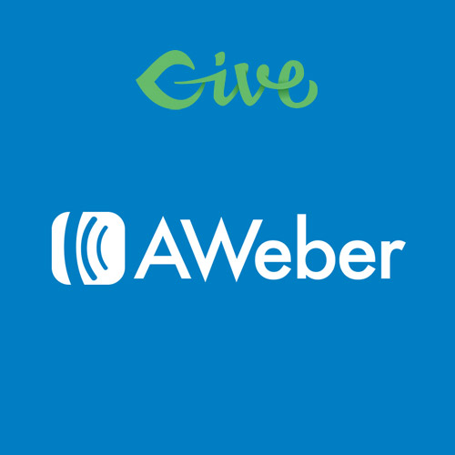Give Aweber