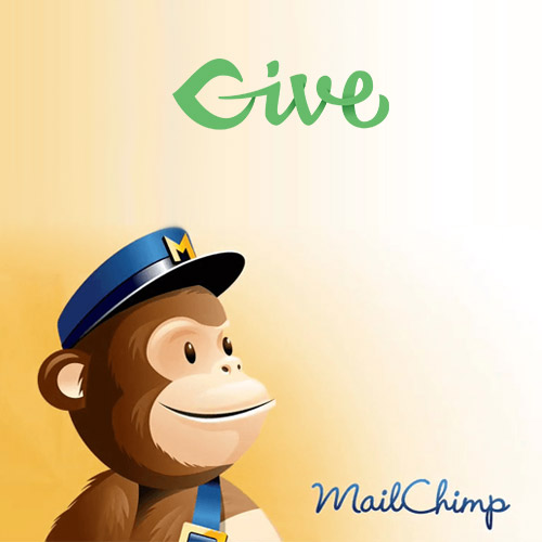 Give MailChimp 1