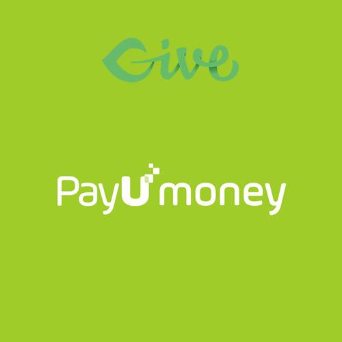 Give PayUmoney
