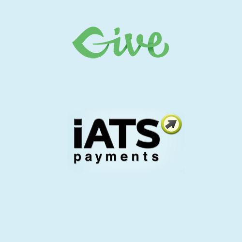 Give iATS Gateway