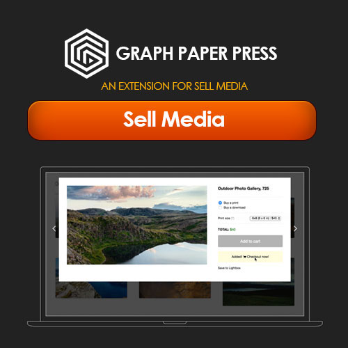 Graph Paper Press Sell Media