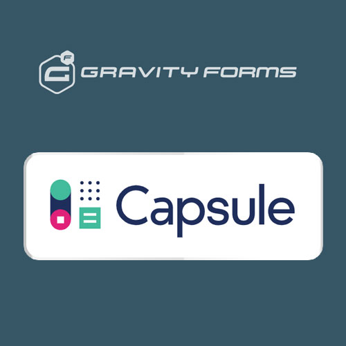 Gravity Forms Capsule CRM Addon