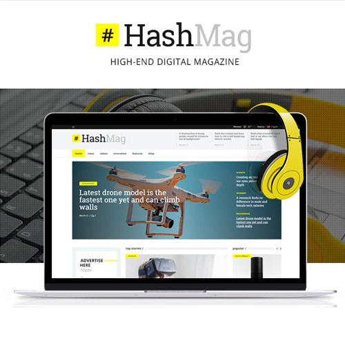 HashMag Magazine