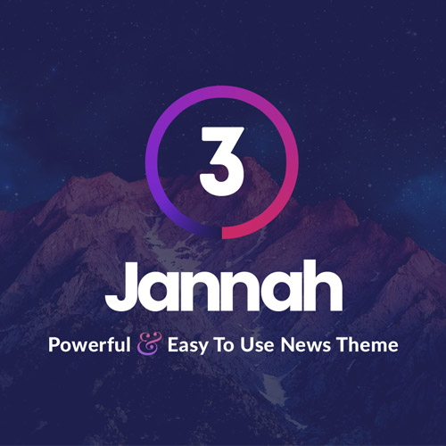 Jannah News Newspaper Magazine News AMP BuddyPress