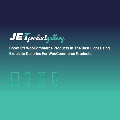 JetProductGallery For Elementor