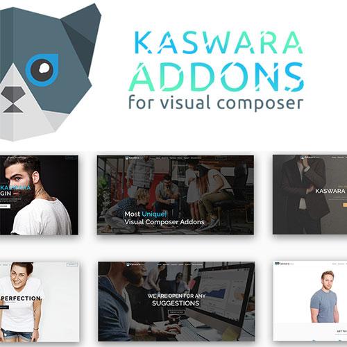 Kaswara Modern Visual Composer Addons