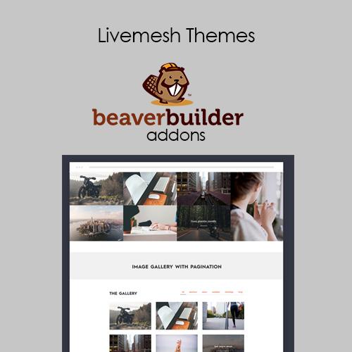 Livemesh Addons for Beaver Builder