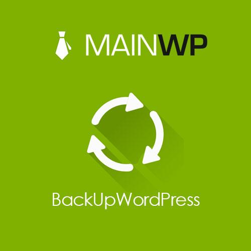 Main Wp BackUpWordPress