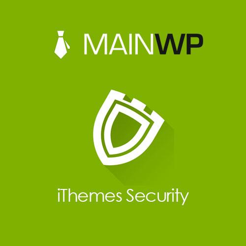 Main Wp iThemes Security