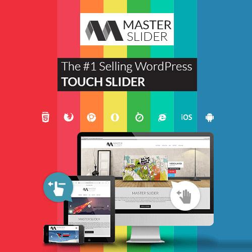 Master Slider Touch Layer Slider WordPress Plugin
