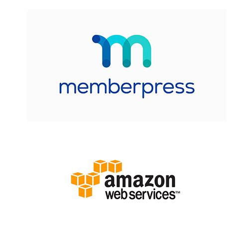 MemberPress Amazon Web Services AWS