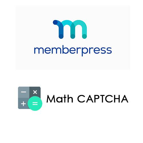MemberPress Math CAPTCHA