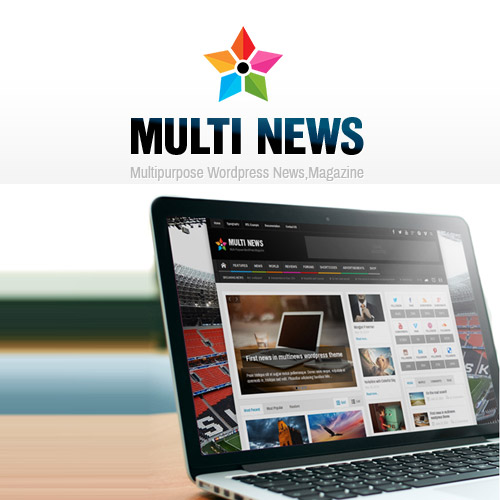 Multinews Multi purpose WordPress News Magazine