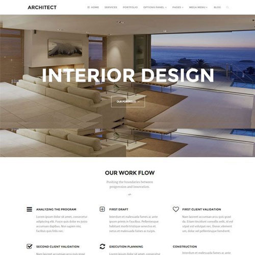 MyThemeShop Architect WordPress Theme