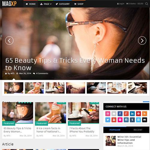 MyThemeShop MagXP WordPress Theme