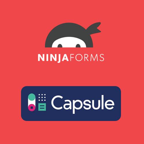 Ninja Forms Capsule CRM