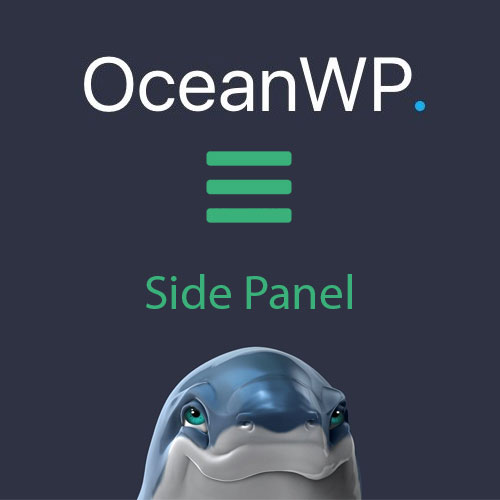OceanWP Side Panel