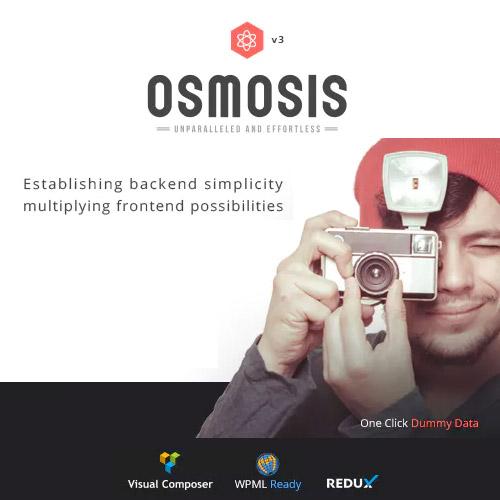 Osmosis Responsive Multi Purpose Theme