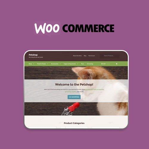 Petshop Storefront WooCommerce Theme