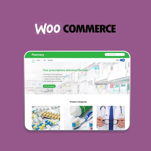 Pharmacy Storefront WooCommerce Theme