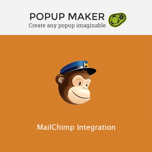 Popup Maker MailChimp Integration