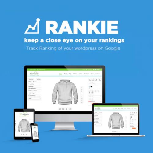 Rankie Wordpress Rank Tracker Plugin