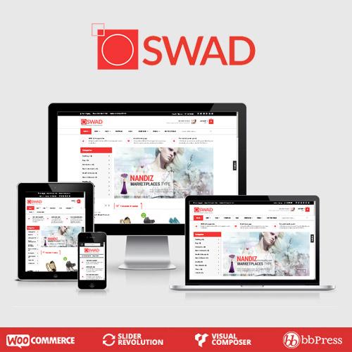 Responsive Supermarket Online Theme Oswad