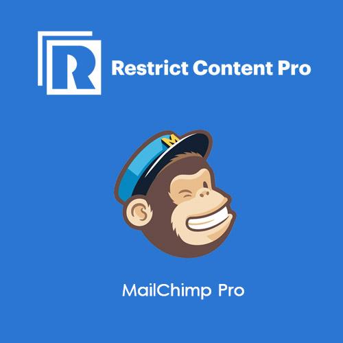 Restrict Content Pro MailChimp Pro