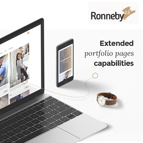 Ronneby High Performance WordPress Theme