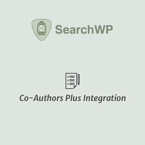 SearchWP Co Authors Plus Integration